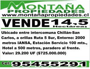 Terreno en Chillán